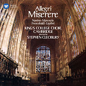 Allegri's Miserere and Other Music of the Italian 16th Century de Choir of King's College, Cambridge