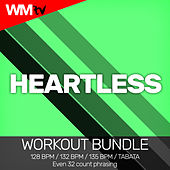 Heartless (Workout Bundle / Even 32 Count Phrasing) von Workout Music Tv