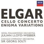 Elgar: Cello Concerto / Enigma Variations by Julian Lloyd Webber