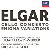 Elgar: Cello Concerto / Enigma Variations by Various Artists