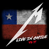 Live In Chile (1993 – 2017) de Metallica