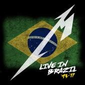 Live In Brazil (1993 – 2017) de Metallica
