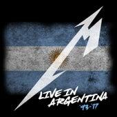 Live In Argentina (1993 – 2017) de Metallica