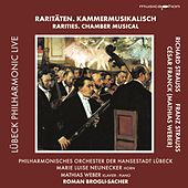R. Strauss, F. Strauss & Franck: Works (Live) de Lubeck Philharmonic Orchestra