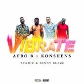 Vibrate de Konshens & Stadic Afro B