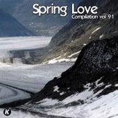 SPRING LOVE COMPILATION VOL 91 de Tina Jackson