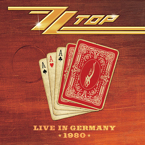 Live In Germany 1980 by ZZ Top