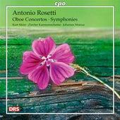 Rosetti: Oboe Concertos and Symphonies von Johannes Moesus