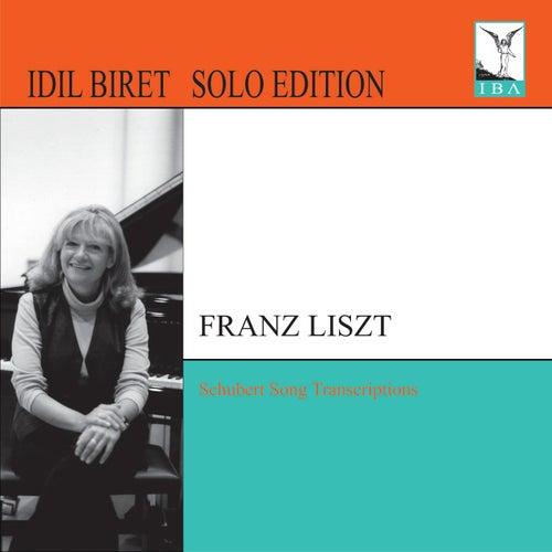 Liszt: Schubert Song Transcriptions by Idil Biret