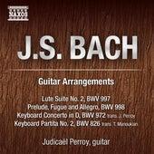 Bach: Guitar Arrangements by Judicael Perroy