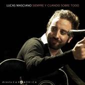 Siempre y Cuando Sobre Todo by Various Artists