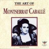 The Art of Montserrat Caballé von Various Artists