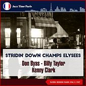 Stridin' Down Champs Elysees (Swing Session Paris 1946 & 1947) by Kenny Clarke