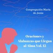 Oraciones y Alabanzas Que Llegan al Alma, Vol. 12 by Congregación María De Jesús