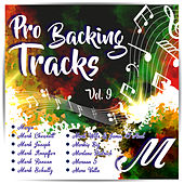 Pro Backing Tracks M, Vol.9 by Pop Music Workshop