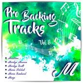 Pro Backing Tracks M, Vol.8 by Pop Music Workshop