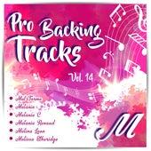Pro Backing Tracks M, Vol.14 by Pop Music Workshop
