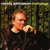 Homage de Randy Johnston