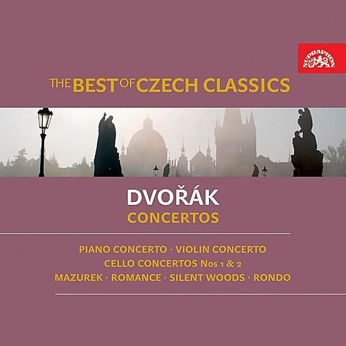 The Best of Czech Classics / Dvořák: Concertos by Various Artists