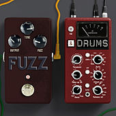Fuzz And Drums de Deep East Music