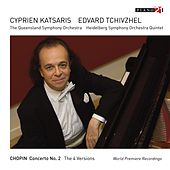 Chopin: Concerto No. 2, Op. 21 - The Four Versions by Cyprien Katsaris