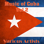 Music of Cuba Vol.2 de Various Artists