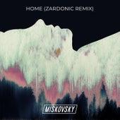 Home (Zardonic 'Liquid Fiction'  Remix) de Lisa Miskovsky