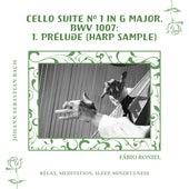 Cello Suite Nº 1 in G Major, BWV 1007:  I. Prélude (Harp Sample) de Johann Sebastian Bach