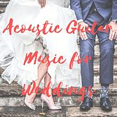Acoustic Guitar Music for Weddings de Various Artists