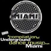 Miami Underground by Various Artists