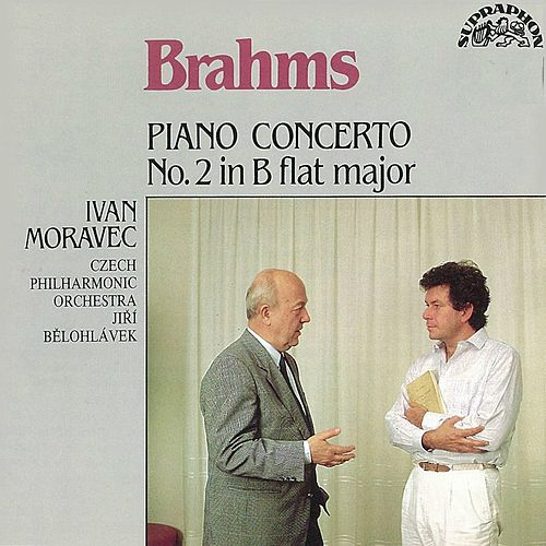 Brahms: Piano Concerto No. 2 in B flat major by Ivan Moravec