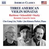 3 American Sonatas de Cho-Liang Lin