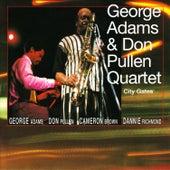 City Gates by George Adams