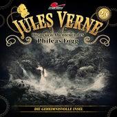 Die neuen Abenteuer des Phileas Fogg, Folge 24: Die geheimnisvolle Insel von Jules Verne