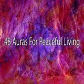 48 Auras for Peaceful Living von Music For Meditation
