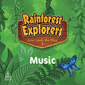 Rainforest Explorers:  Jesus Leads the Way by Concordia Publishing House