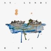 Ruin von St. Lundi