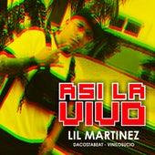 Asi la Vivo de Lil Martinez