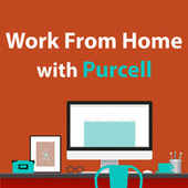 Work From Home With Purcell by Henry Purcell