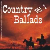 Country Ballads - Vol. 1 von Various Artists