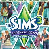 The Sims 3: Generations von Steve Jablonsky