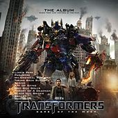 Transformers: Dark of the Moon - The Album de Various Artists