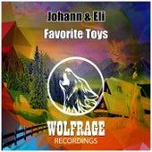 Favorite Toys von Johann