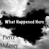 What Happened Here von Pierce Mulaney