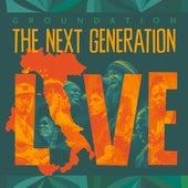 The Next Generation (Live) de Groundation