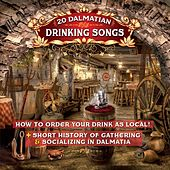 20 Dalmatian Drinking Songs by Razni Izvođači