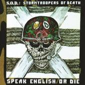 Speak English or Die (30th Anniversary Edition) de S.O.D.