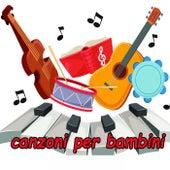 canzoni per bambini di un tempo di Various Artists