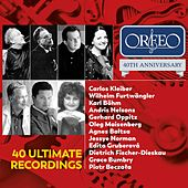 ORFEO 40th Anniversary Edition: 40 Ultimate Recordings de Various Artists