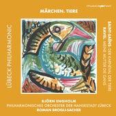 Saint-Saëns: The Carnival of the Animals, R. 125 - Ravel: Mother Goose Suite, M. 60 de Björn Engholm